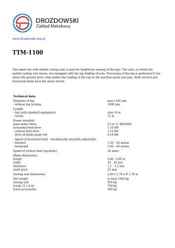 TTM-1100