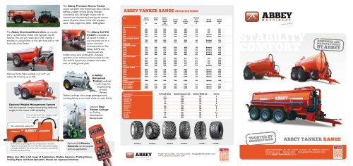 ABBEY SLURRY Tanker