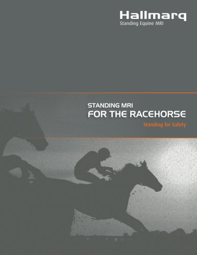 STANDING MRI FOR THE RACEHORSE