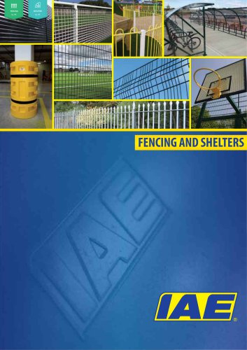 FENCING AND SHELTERS