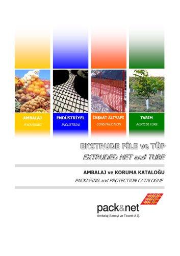 pack&net Ambalaj Catalogue