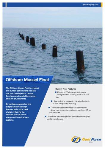 Offshore Mussel Float