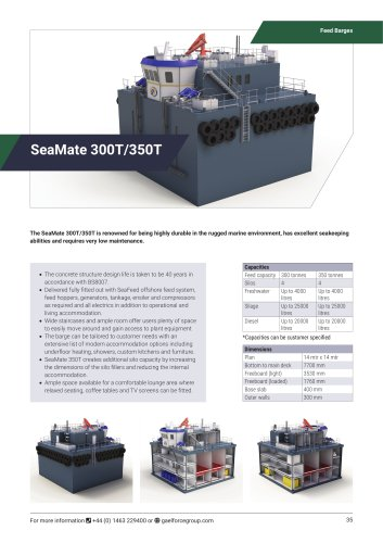 SeaMate 300T/350T