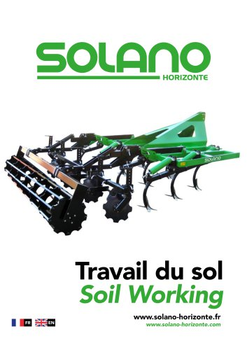 Soil working implements