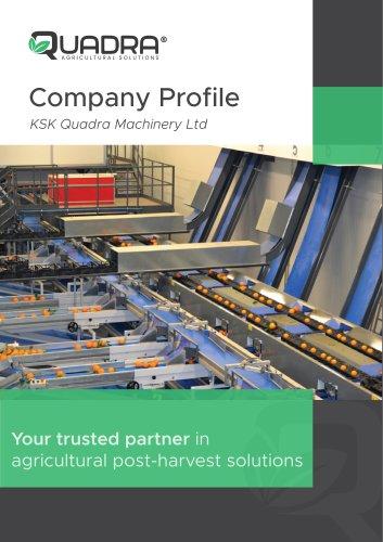General Company Catalogue