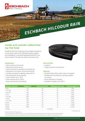 HILCODUR RAIN