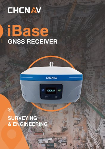 iBase GNSS RTK Station