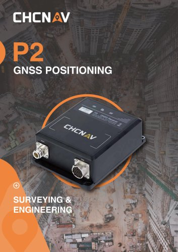 P2 GNSS Positionning and Navigation